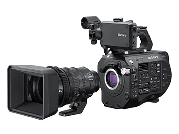 Sony PXW-FS7M2K 4K XDCAM Camcorder Kit with 18-110mm Zoom Lens